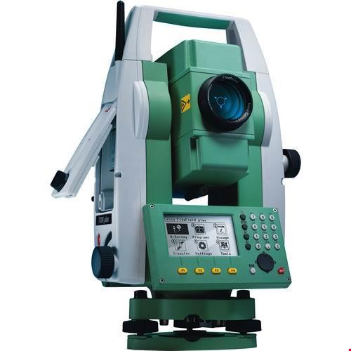توتال استیشن لایکا TS06.R500