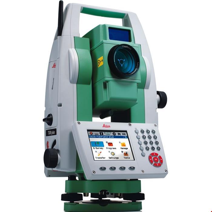 توتال استیشن لایکا TS09.R500