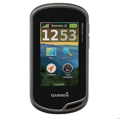 جی پی اس 'گارمین OREGON-750